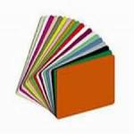 Carduri colorate